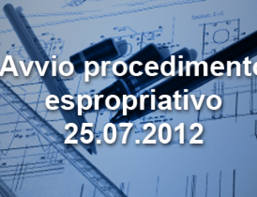 25/07/2012 – COMMENCEMENT OF EXPROPRIATION PROCEDURE