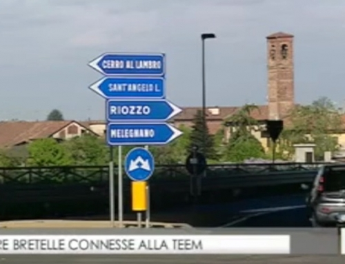 16 APR 2016 – LE TRE BRETELLE CONNESSE ALLA TEEM