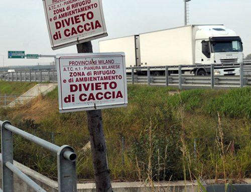 DIVIETO DI CACCIA ESTESO SINO A 300 METRI DALLE CAVE DI POZZUOLO E VIZZOLO RIQUALIFICATE DA TEEM
